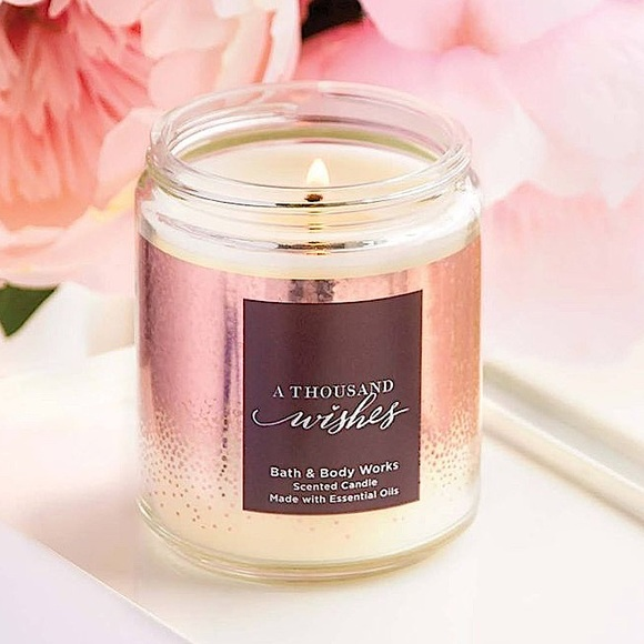 A Thousand Wishes Candle